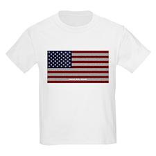 American Cloth Flag T-Shirt