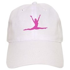 Dancer Jump Stunts Baseball Cap