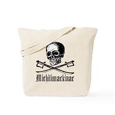 Michilimackinac Pirate Tote Bag