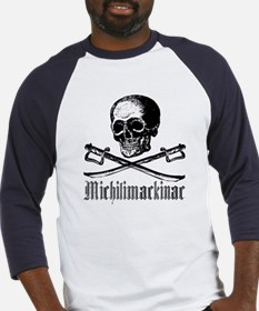 Michilimackinac Pirate Baseball Jersey
