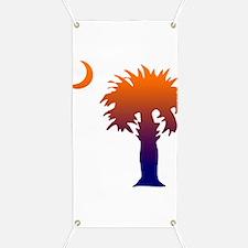 SC Palmetto Sunrise Banner