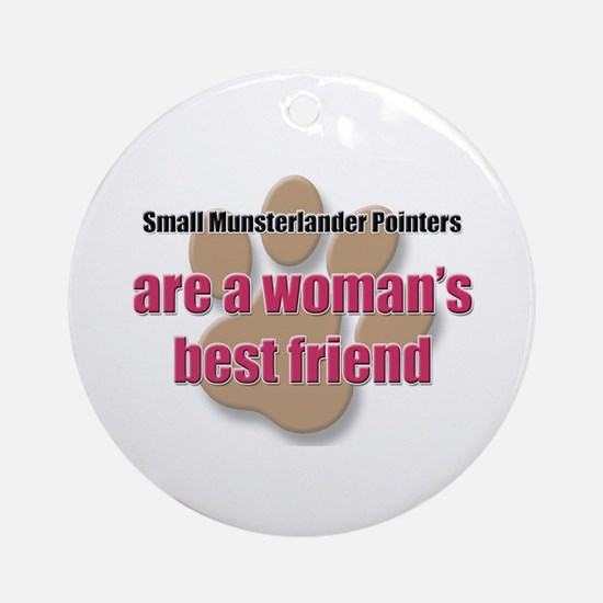 Small Munsterlander Pointers woman's best friend O