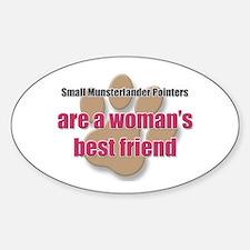 Small Munsterlander Pointers woman's best friend S