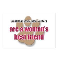 Small Munsterlander Pointers woman's best friend P