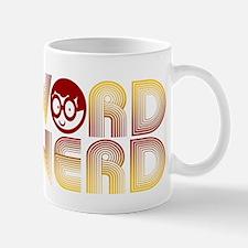 Word Nerd Mug