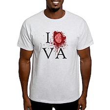 I Love VA T-Shirt