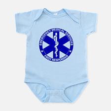 First Responder SOL Infant Bodysuit