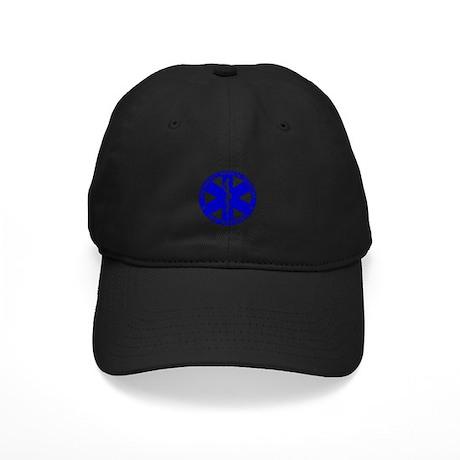First Responder SOL Black Cap