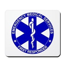 First Responder SOL Mousepad