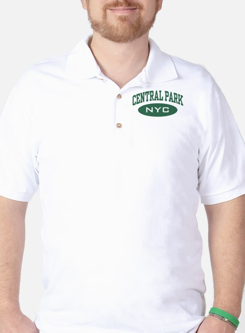 Central Park NYC T-Shirt