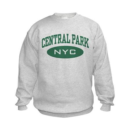 Central Park NYC Kids Sweatshirt
