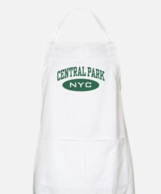 Central Park NYC BBQ Apron