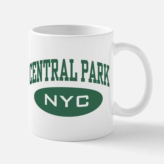 Central Park NYC Mug