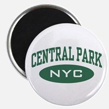 Central Park NYC Magnet