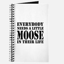 Cute Moose Journal