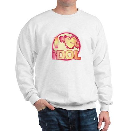 I Heart Idol Sweatshirt