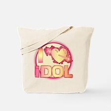 I Heart Idol Tote Bag