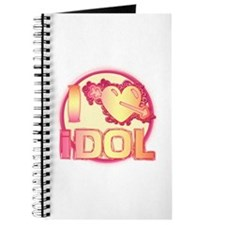 I Heart Idol Journal