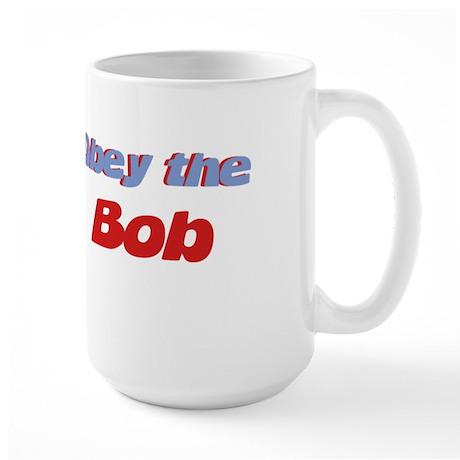 Obey the Bob Large Mug