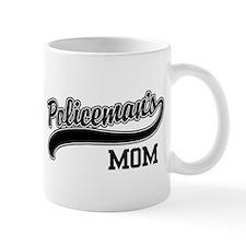 Policeman's Mom Mug
