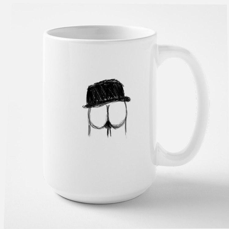 Asshat Large Mug