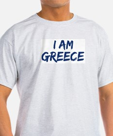 I am Greece T-Shirt