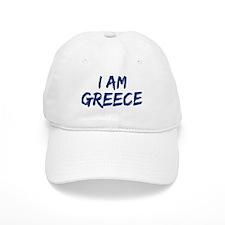 I am Greece Baseball Cap