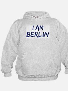 I am Berlin Hoodie