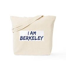 I am Berkeley Tote Bag