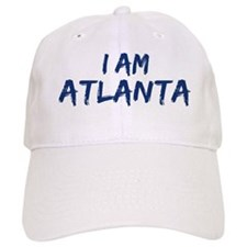 I am Atlanta Baseball Cap