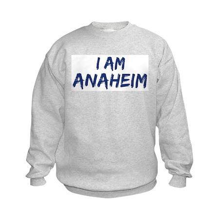 I am Anaheim Kids Sweatshirt