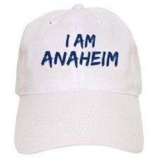 I am Anaheim Baseball Cap