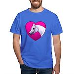 Arabian Horse Heart Dark T-Shirt