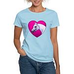 Arabian Horse Heart Women's Light T-Shirt
