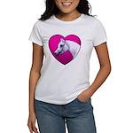 Arabian Horse Heart Women's T-Shirt