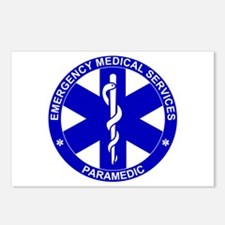 Paramedic SOL Postcards (Package of 8)
