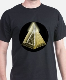 All Seeing Eye Pyramid T-Shirt