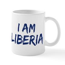 I am Liberia Mug