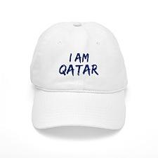 I am Qatar Baseball Cap