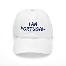 I am Portugal Baseball Cap