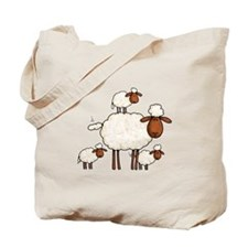 love ewe (no txt) Tote Bag