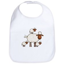 love ewe (no txt) Bib
