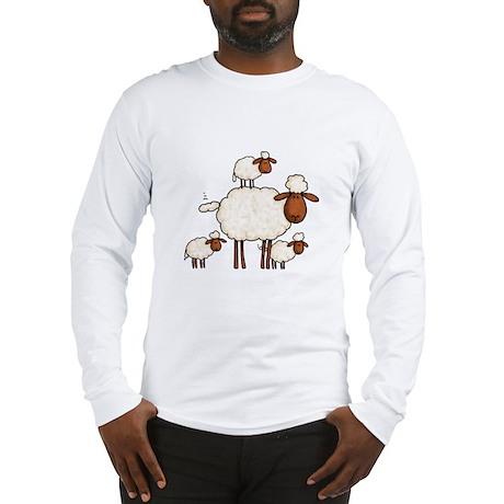 love ewe (no txt) Long Sleeve T-Shirt