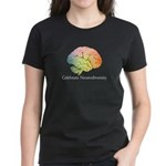 Celebrate Neurodiversity Women's Dark T-Shirt