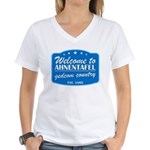 Gedcom Country Women's V-Neck T-Shirt