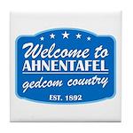 Gedcom Country Tile Coaster