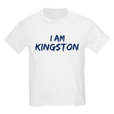 I am Kingston T-Shirt