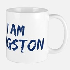 I am Kingston Mug