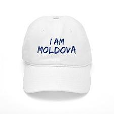 I am Moldova Baseball Cap