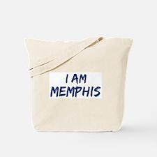 I am Memphis Tote Bag